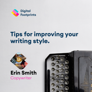 Tips for Improving Your Writing Style